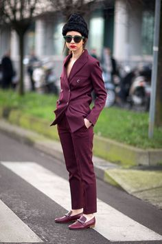 Monochromatic Moment: Make A Bold Color Statement  - HarpersBAZAAR.com