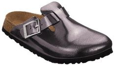 Papillio clogs Boston in size 36.0 N EU made of Suede in Madreperla Violet with a narrow insole Papillio. $78.69