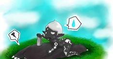 Zelda Wii, Darth Vader, Fictional Characters, Fantasy Characters