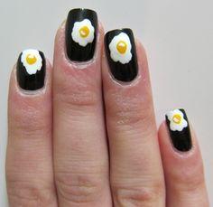 Nails. Manicure.