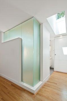 Minnetonka Kitchen / Entry Extension modern-bathroom
