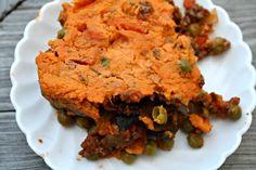 {Comfort Food} Shepherd's Pie | http://friskylemon.com/2013/11/12/comfort-food-shepherds-pie/