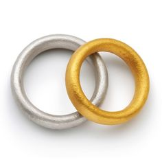 Niessing - Symbolon Wedding Rings -ORRO Contemporary Jewellery Glasgow - www.orro.co.uk