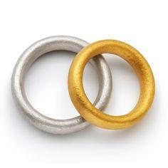 Niessing - Symbolon Wedding Rings -ORRO Contemporary Jewellery Glasgow - www.orro.co.uk
