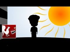 Rooster Teeth Animated Adventures - Burnie Fights the Sun