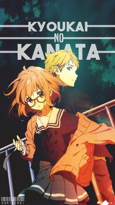 Kyoukai no Kanata ~ Korigengi | Wallpaper Anime