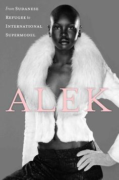 great photo Alek Wek