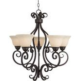 Found it at Wayfair - Manor 5-Light Chandelier