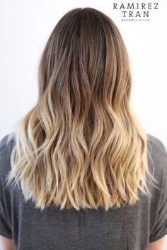 IMG_1065 Blonde Hair Looks, Blonde Hair With Highlights, Balayage Hair Blonde, Ombre Hair, Brown Balayage, Caramel Blonde Hair, Brown Blonde Hair, Cut My Hair, Hair Cuts