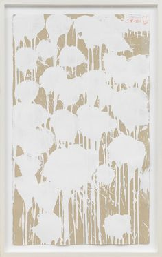 Cy Twombly, Untitled, 2003, © Cy Twombly Foundation, Photo: Rob McKeever, Gagosian Gallery Archive