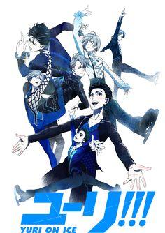 Revelado vídeo de demostración, reparto y equipo del Anime Yuri!!! on Ice.