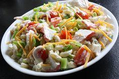 Crab Salad Recipe | Free Online Recipes | Free Recipes