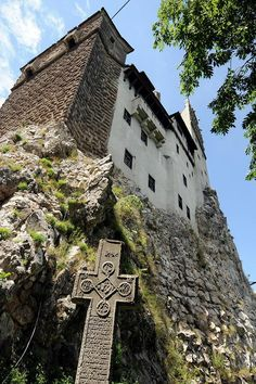 Zamek Drakuli w Branie , Rumunia