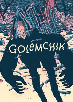 Golemchik by William Exley