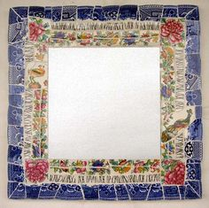 667 Best Mosaic Frames Amp Mirrors Images In 2018 Mosaic