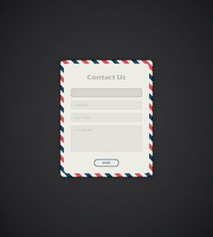Create a Simple Contact Form | Vectips