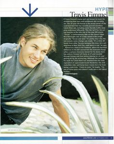 Awesome travis fimmel interviews