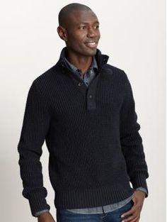 B.R. sweater