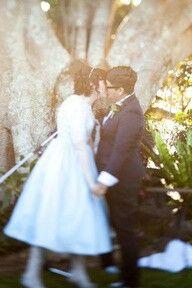 Beautiful lesbian wedding pic.