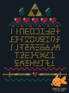 Legend of Zelda Ugly Sweater T Shirt – FishbiscuitDesigns