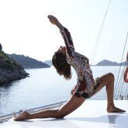 Yoga on a Yacht in Turkey