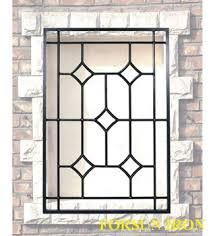 Awesome Modern Window Grill