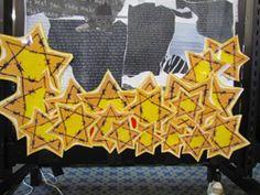 Stars at bottom of board