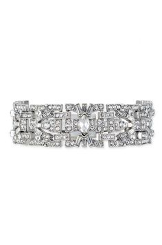 Let Stella & Dot complete your New Year's Eve Sparkle with the Crystal Casablanca Bracelet
