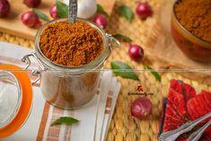 Nadan Chammanthi Podi, Idi Chammanthi, Kerala Chammanthi Podi, Roasted Coconut Chutney Powder