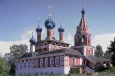 Russian Castles