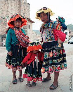 Women in Cusco