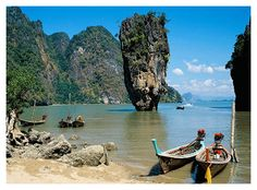 Honeymoon in Thailand?  We think so!! What a beautiful place!   and even more romantic!
