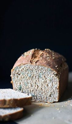 The Perfect Spelt Bread [fast action yeast, wholemeal spelt flour]