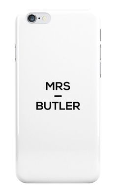 Our Mrs Butler Phone Case is available online now for just £5.99.    Fan of Marcus? You'll love this Mrs Butler phone case, perfect for any fan!    Material: Plastic, Production Method: Printed, Authenticity: Unofficial, Weight: 28g, Thickness: 12mm, Colour Sides: White, Compatible With: iPhone 4/4s | iPhone 5/5s/SE | iPhone 5c | iPhone 6/6s | iPhone 7 | iPod 4th/5th Generation | Galaxy S4 | Galaxy S5 | Galaxy S6 | Galaxy S6 Edge | Galaxy S7 | Galaxy S7 Edge | Galaxy S8 | Galaxy S8+ | Galaxy…
