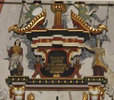 Шедевры искусства - своими глазами. Людвиг Мюнстерманн, орнаментальный декор алтаря и кафедры церкви в Берне, Германия