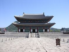 Gyeongbokgung – Royal Palace Of The Joseon Dynasty