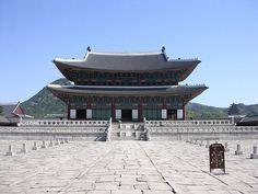 Gyeongbokgung – Royal Palace Of The Joseon Dynasty