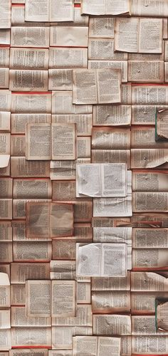 Book pages Book wallpaper Vintage books Book letters