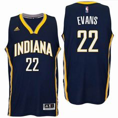 9a6f2c9f0 Shop Al Jefferson Indiana Pacers New Swingman Navy Road Jersey Christmas  Deals TJsNGMZ black