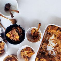 ... Puddings, Chocolate Bread Pudding and White Chocolate Bread Pudding