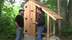How-To Build a Smokehouse (Part 1 - Foundation) Custom Woodworking, Woodworking Projects Plans, Smoke House Diy, Smoke House Plans, Outdoor Smoker, Barbecue Smoker, Diy Smoker, Homemade Smoker, Bbq Grill