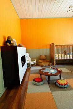 Carpet Tiles for a Nursery