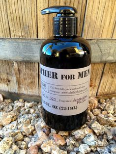 American Musk  SLATHER for MEN Natural Body by SLATHERlotions, $12.95