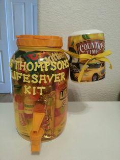 Fall Kindergarten Teacher Gift