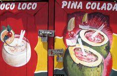 Piña Colada ~ Tutti Frutti by Popular de Lujo