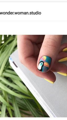 30 Fish Nail Art Ideas which is the trending manicure design of 2019 Spring Nail Art, Nail Designs Spring, Spring Nails, Summer Nails, Fish Nail Art, Fish Nails, Funky Nails, Cute Nails, Pretty Nails