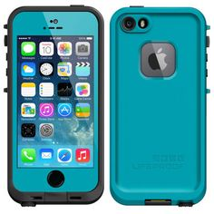 Life Proof Case for iPhone 5s - Teal