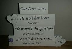 Our love story www.facebook.com/customisedbysharon www.customised-by-sharon.co.uk #ourlovestory #wedding #weddinggift #love #customisedbysharon #madewithlove www.facebook.com/customisedbysharon www.etsy.com/shop/customisedbysharon www.customised-by-sharon.co.uk