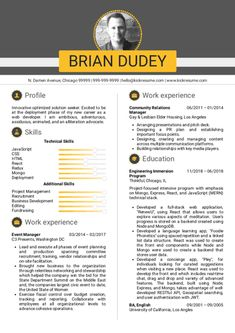 Front End Web Developer Resume Front End Developer Resume Sample Full Stack Developer Web Developer Resume Resume Examples