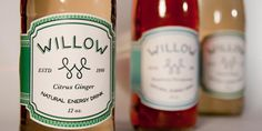 Willow: All Natural Energy Drink